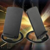 Carregador sem fio para Telefone Carregadores PowerStand 1 Bobinas de Qi de Carregamento Sem Fio suporte para Galaxy S3 S4 S8 S7 Note2 LG Nexus 4 Nokia