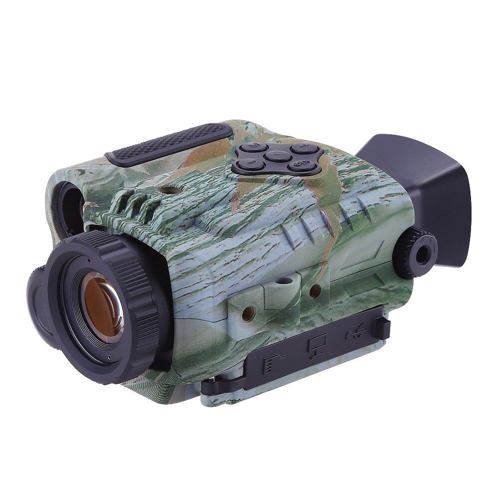 monocular óculos de proteção caça visão monocular