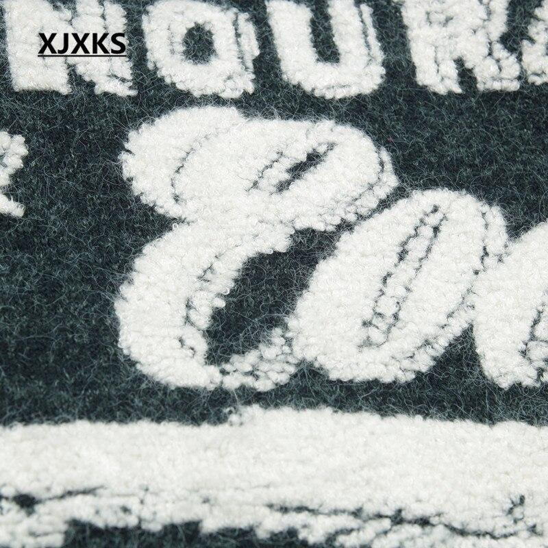 De marron Up Manteau Xjxks À Poches D'hiver Automne Dentelle Laine Noir Taille Chaud Casual Manteaux Avec Capuche Et vert Mélanges Style Large wO0wRq