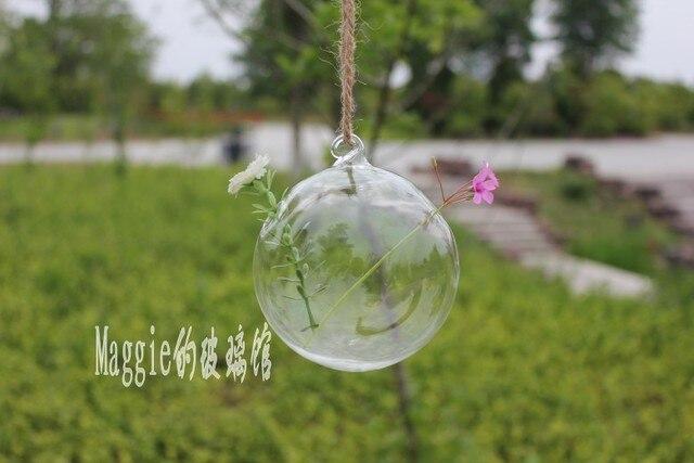 envío gratis colgante burbuja terrario jarrones macetas redondas