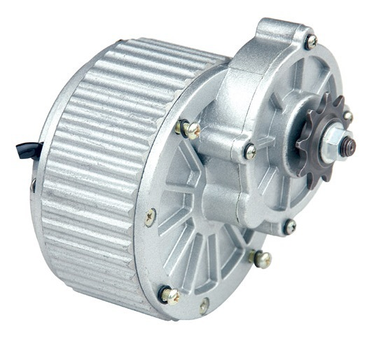 купить 450w DC 36 v gear motor ,brush motor electric tricycle , DC gear brushed motor, Electric bicycle / scooter motor MY1018 по цене 4338.24 рублей