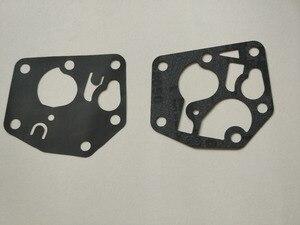 10pcs(5sets) Briggs and Stratton Lawn mower Carburetor Gasket Diaphram Kit for Lawn mower Carb 495770, 795083, 5083D, 7721