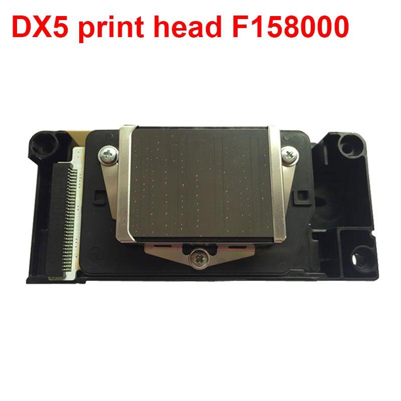 DX5 printhead For Mutoh RJ900C print head dx5 print head F158000 for Epson R1800 R2400 printer head for MUTOH RJ900 1604 1614