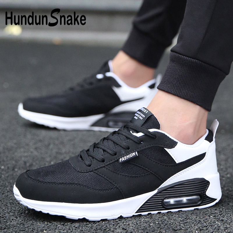 Hundunsnake Sneakers Man Summer Mens Running Shoes Male Shoes Adult Sports Shoes Meskie Basket Homme 2018 Chaussure Homme G-1