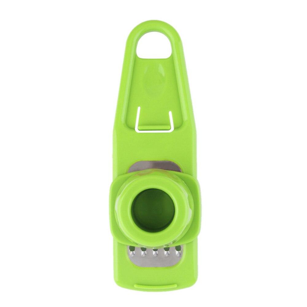 Multi-fonction gingembre ail presse meulage râpe rabot trancheuse Mini Cutter pour ustensiles de cuisine outils livraison directe 5
