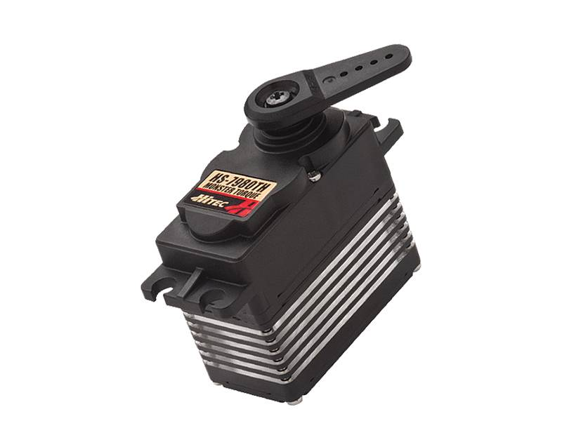 Free shipping Original Hitec HS-7980TH Digital Servo with High Voltage, Mega Torque, Titanium Gear, Coreless Ultra Premium Servo hitec hs 7945th high voltage titanium gear coreless ultra premium servo 23kg 68g for rc hobby
