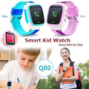 Q80 GPS Child Smart Watch Phon