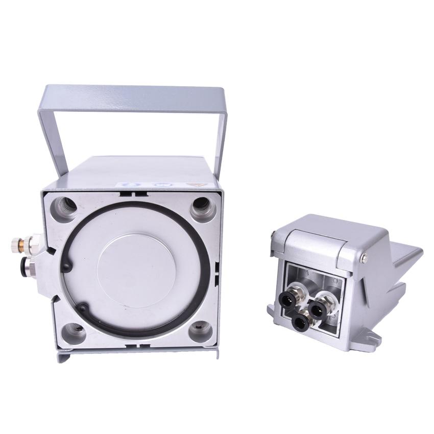 FEK-20M Pneumatikus típusú krimpelő fogók Gépek légcsatlakozók - Elektromos kéziszerszámok - Fénykép 3