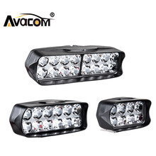 AVACOM LED Work Light Bar Koplamp voor Auto Motor Tractor Boot Off Road 4WD 4x4 Truck SUV ATV mistlampen Lamp 12V 24V 20W(China)