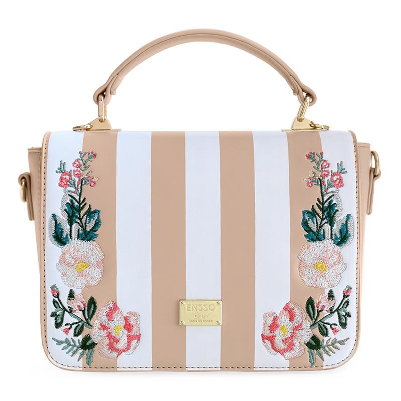 Princess sweet lolita bag ENSSO Korean version of the satchel fashion lovely little square bag embroidery single bag ENSSO 130 цена