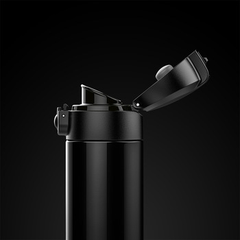 2019 Thermos Termo Coffee Vacuum Flask Thermo Mug Stainless Steel Car Sport Insulated Heat Thermal Water Bottle Tea Thermoses 1