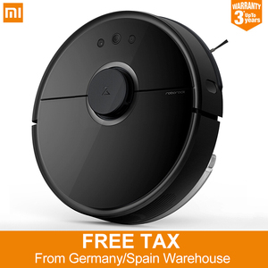 Image 3 - Xiaomi Roborock S50 Roborock S55 xiaomi vacuum cleaner 2 for Home Automatic Sweeping Smart Planned wet Mopping