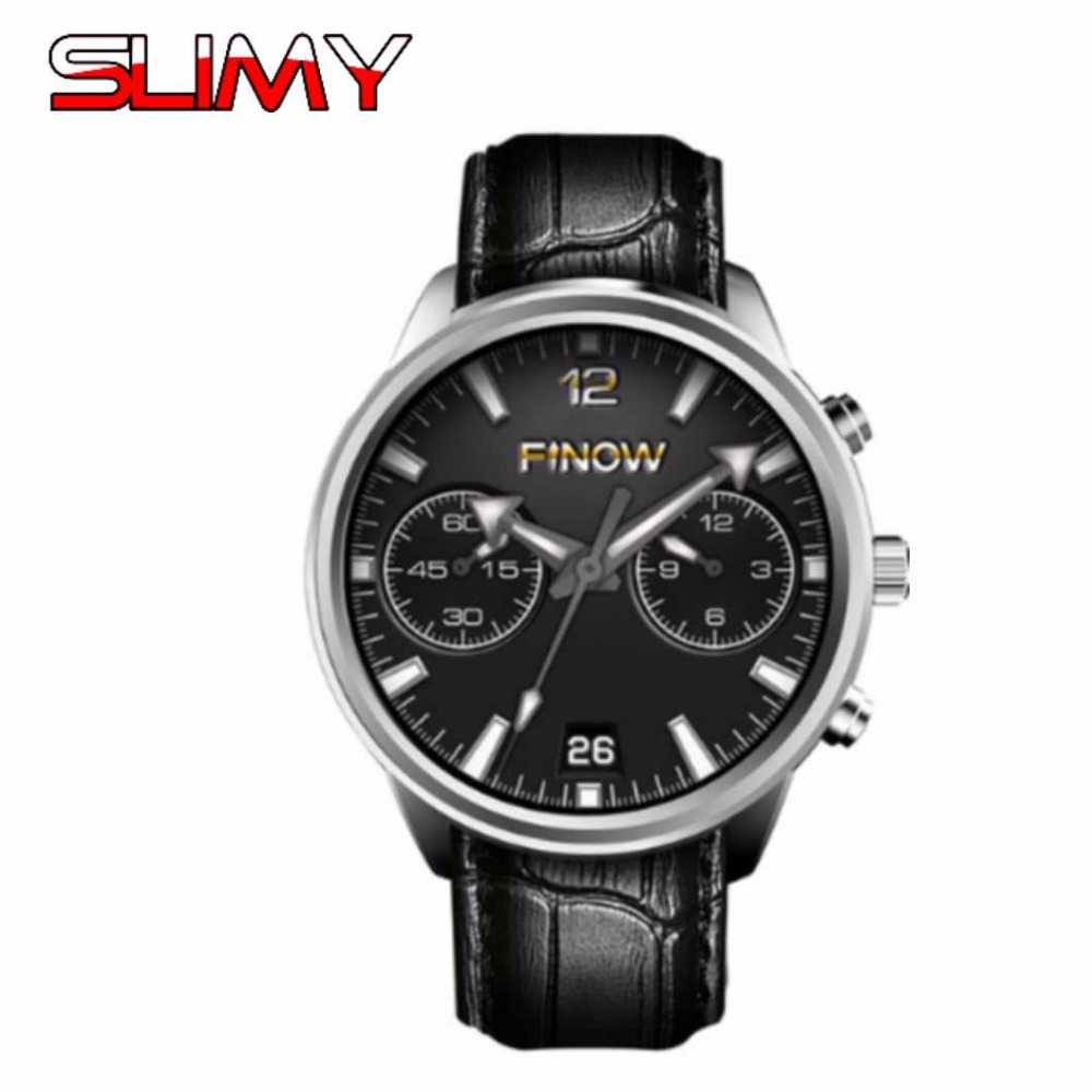 Slimy X5 Air Smart Watch 2GB+16GB Android 5.1 OS MTK6580 Heart Rate Monitor Support Wifi 3G GPS SIM Card Camera Smartwatch slimy k98h sim smart watch heart rate monitor smartwatch android 4 4 mtk6572a pedometer bracelet with 3g gps smartwatch stock