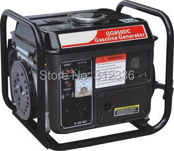 Livraison rapide modèle 950 générateur d'essence 3000 tr/min 650 W 2HP 1E45 IE45 avec cadre