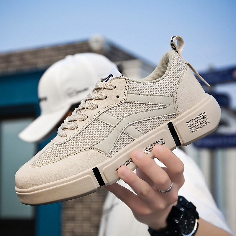 2019 New Style Men Walking Sport Shoes Lightweight Breathable Sneakers Classic Wearable Sport Shoes in Walking Shoes from Sports Entertainment
