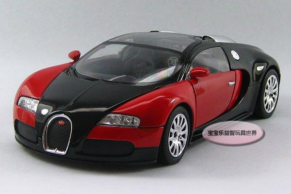 Игрушечная техника и Автомобили 1:24 Bugatti