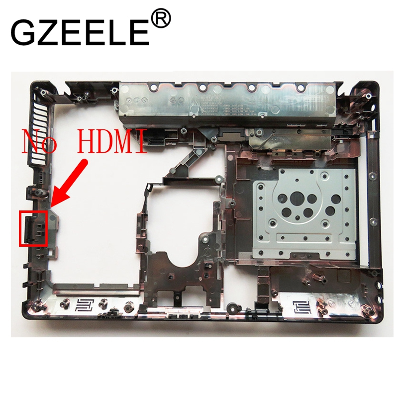 GZEELE New For Lenovo Ideapad G470 G475 G475G G470D G475GX G475GL G470AX Laptop Bottom Base Case