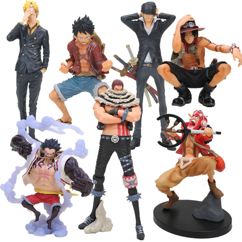 One Piece King Of Artist Figure Toy Koa Gear Fourth Monkey D
