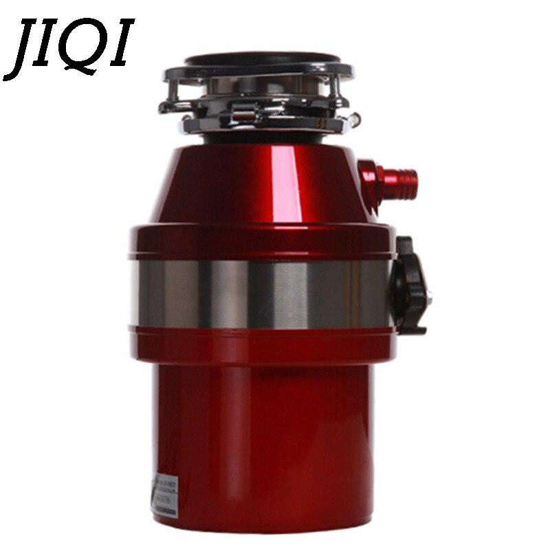 560 W Cozinha processador de alimentos de lixo disposição triturador de resíduos alimentares triturador Moedor de material de aço Inoxidável pia da cozinha aparelho