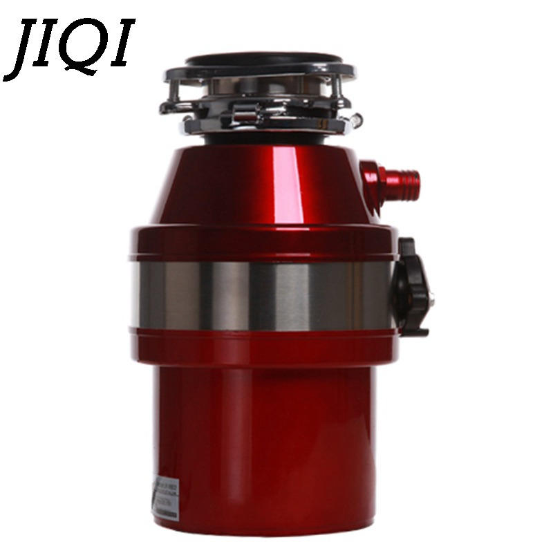 560W Kitchen Food Garbage Processor Disposal Crusher Food Waste Disposer Stainless Steel Grinder Material Kitchen Sink Appliance