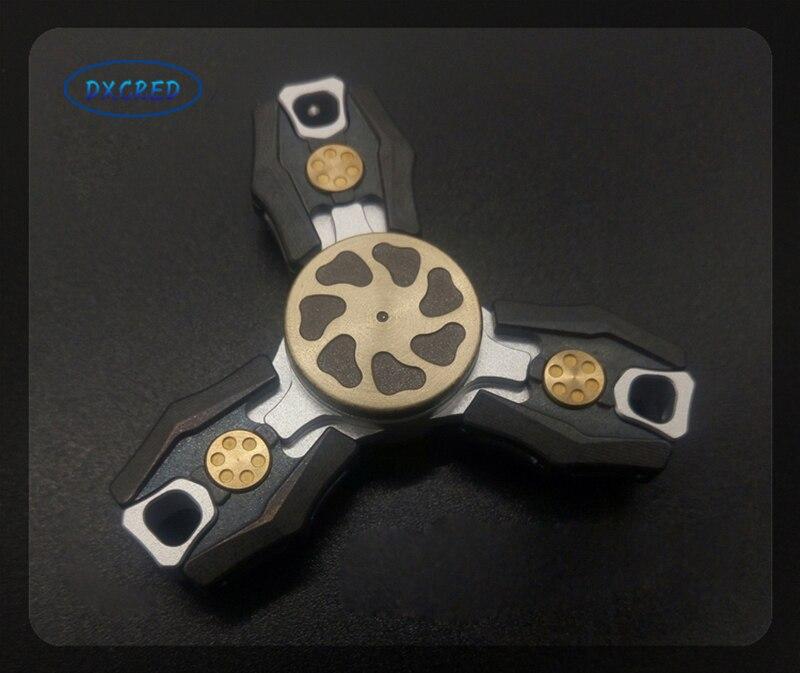 ФОТО Between the Three Gorges brass retro version of the gyro decompression Seiko screw