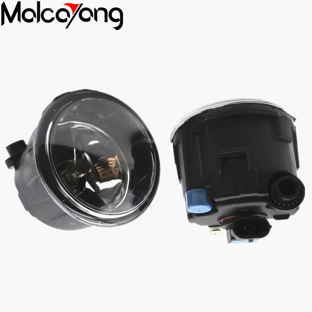 2 Pcs/Set Car-styling Front bumper light fog lamps for NISSAN CUBE (Z12) 2010+2015 26150-8990B