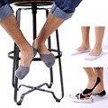 Novo estilo caber a maioria das pessoas 1 pares homem Fina boca Rasa barco invisível meias de algodão Antiderrapante vicky