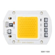 110V 220V Input LED Bulb Chip 20W 30W 50W LED Chip Light Beads Smart IC Fit For DIY LED Flood Light(China)