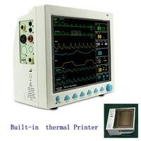 CE FDA Contec CMS8000 Vet Multi parameter Veterinary Patient Monitor for Animals +Printer
