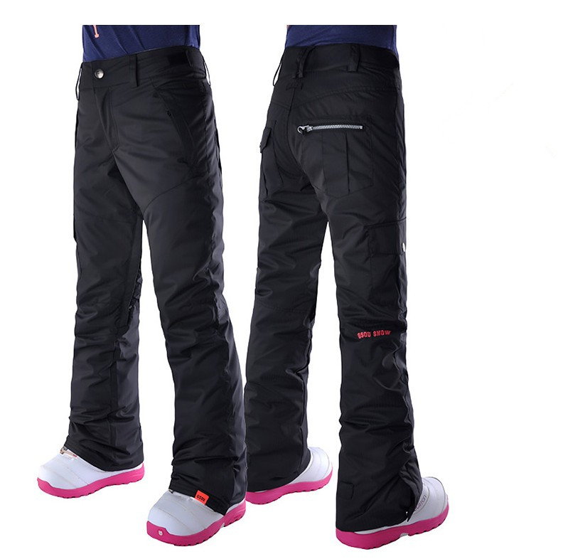 Womens black ski pants female white snowboarding riding snow pants outdoor colorful sports trousers waterproof 10k breathable womens white ski pants female black snowboarding riding snow pants outdoor colorful sports trousers waterproof breathable warm