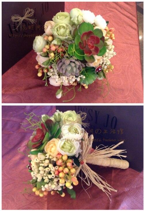 (6 ცალი / ლოტი) Succulents - დღესასწაულები და წვეულება - ფოტო 6