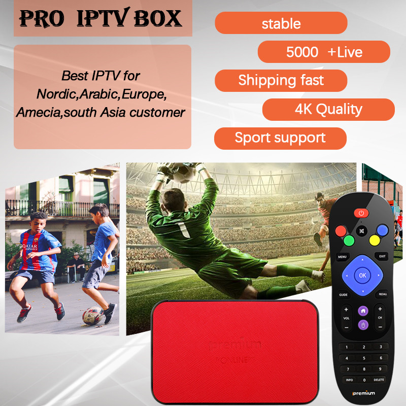 US $119 2 20% OFF|PRO IPTV with New AVOV TVonline IPTV Box with 5000+  Channels Nordic,Arabic,Europe,America South Asia IPTV with Adult xxx  Gift-in