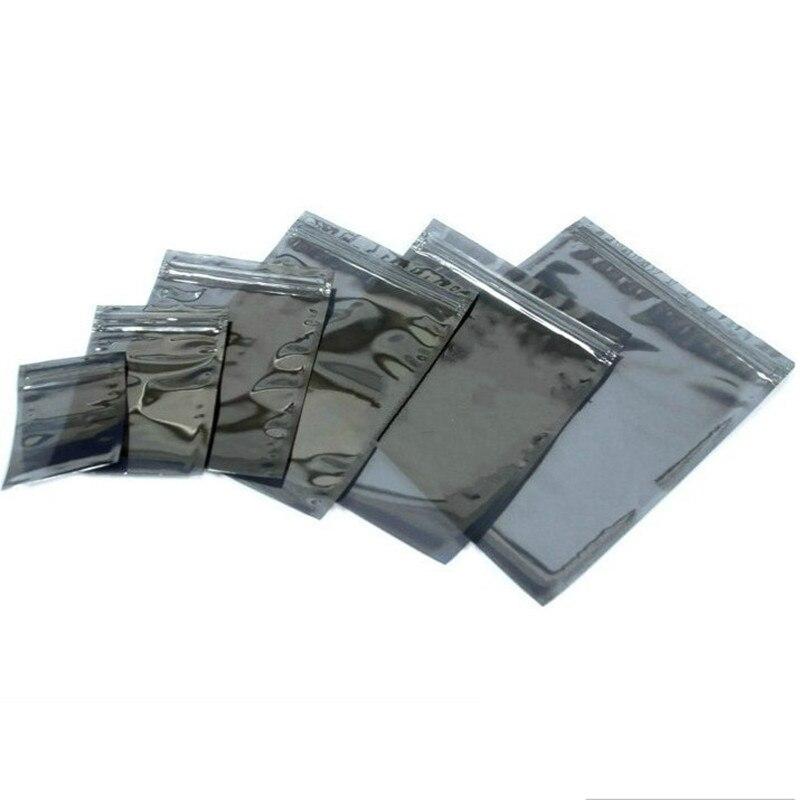 Reclosable Packing-Bag Antistatic-Pack Zipper-Pack Ziplock DHL ESD 22--24cm