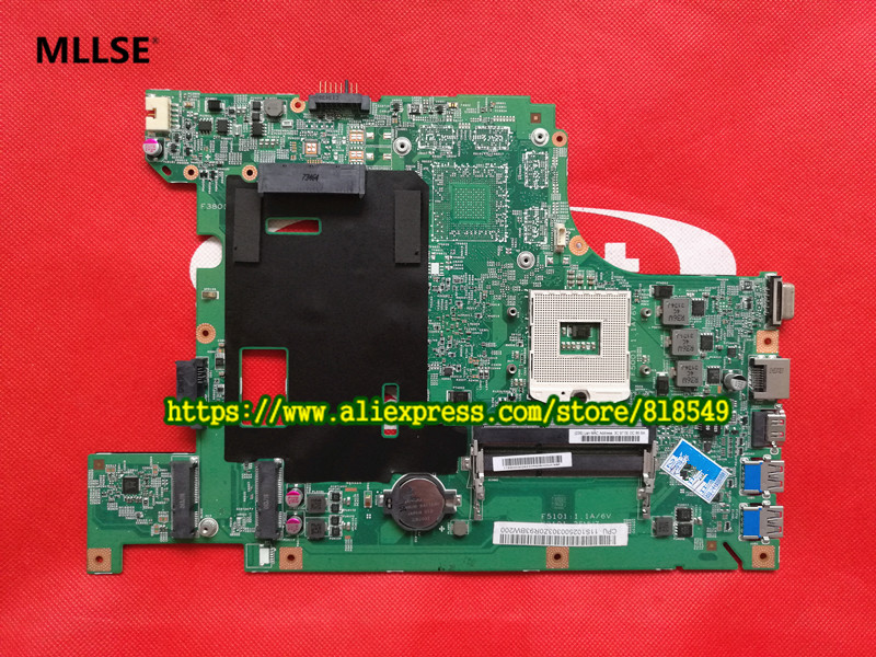 High quanlity Laptop Motherboard Fit For Lenovo B590 Notebook PC system board , 100% working ! high quanlity laptop motherboard fit for dell vostro 3500 cn 0pn6m9 0pn6m9 pn6m9 mother board