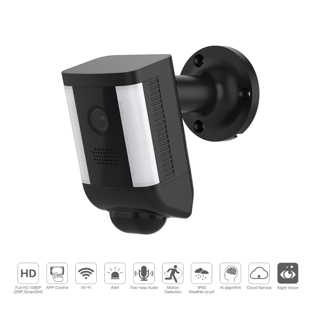 Freecam New Product Home Security Wifi Ip Camera 1080p