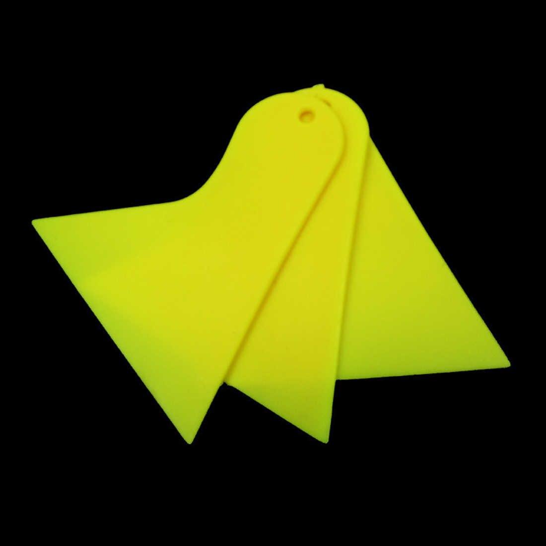 Окна автомобиля Обёрточная бумага Ракель автомобилей укладки углеродного волокна виниловой пленки Обёрточная бумага Ping скребок наклейки Bubble скребок оттенок пропуск инструмент