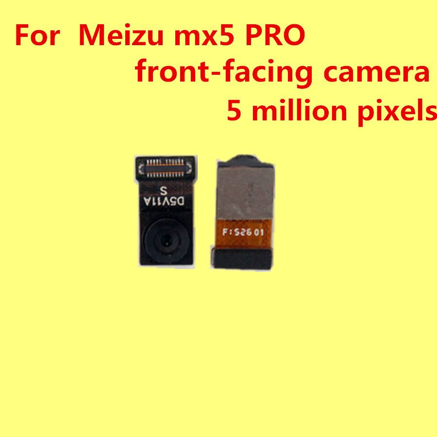 front-facing camera for Meizu PRO 5 million pixels