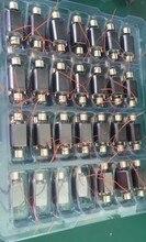 5 stks/partij 1/87 Model Trein Ho Diy Accessoires 12 v Motor 9500 rpm (inclusief vliegwiel) Gratis Verzending