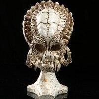 Halloween Special shaped Star Wars Film theme Mask Model exhibition Iron blood Warrior skull