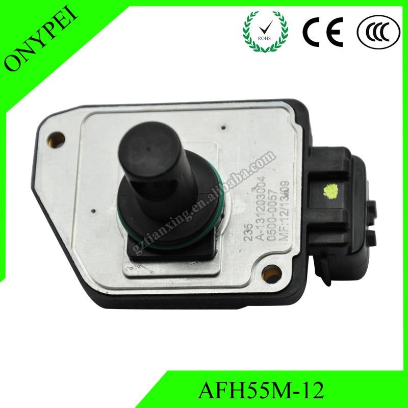 16017 3S500 16017 1S710 AFH55M 12 Mass Air Flow Meter Sensor for Nissan Hardbody PickUp 2.4L AFH55M12 160173S500 160171S710