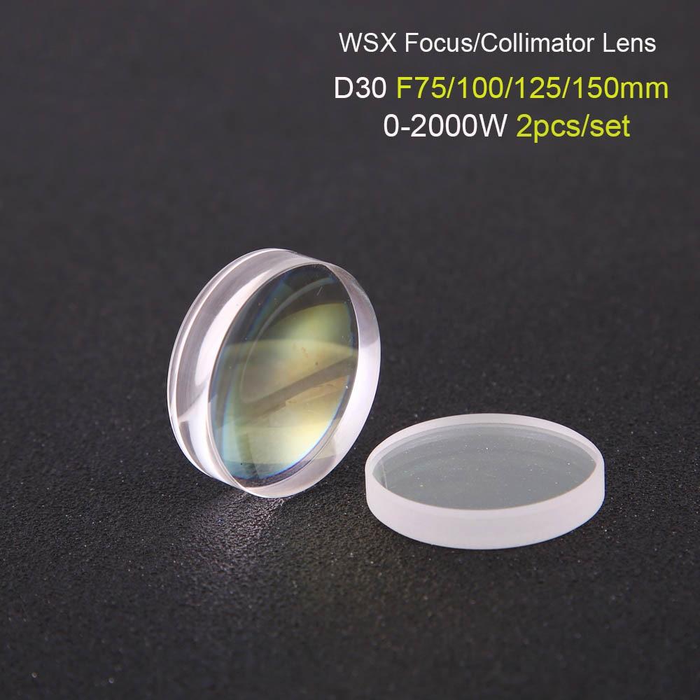 125 150mm para WSX cabeça de corte a laser por atacado agentes