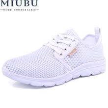 MIUBU Hot Summer/Autumn New Street Korea Little White Shoes Fashion Wind Flat Womens For Women Ladies Girls