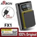 Nitecore FX1 Dual Slot USB Chargeur de Batterie Appareil Photo Pour NP-W126 X-Pro1 X-T1 XE1 XE2 XA1 XA2 XM1 HS30 X-T2 X-E2S