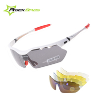 ROCKBROS Polarized MTB Road Bike Bicycle Cycling Running Riding Glasses Sports Glasses Sunglasses Goggles Oculos TR90
