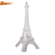 Christmas Party Romantic Eiffel Tower LED Light Night luminaria led color change nightlight children's lamp battery powered