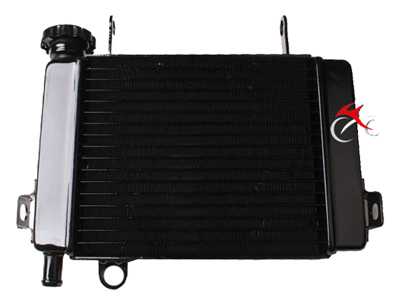 Motorcycle Aluminum Radiator Cooler Cooling For Honda CBR125 CBR 125 2003-2009 04 05 06 07 08 2003 2004 2005 2006 2007 2008 потолочная люстра colosseo 71102 5c