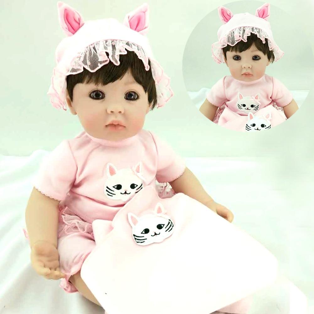 Bébé Reborn poupées vinyle silicone reborn bébé garçon fille jumeaux jouet poupées pour enfants cadeau bebe bambin reborn boneca menino