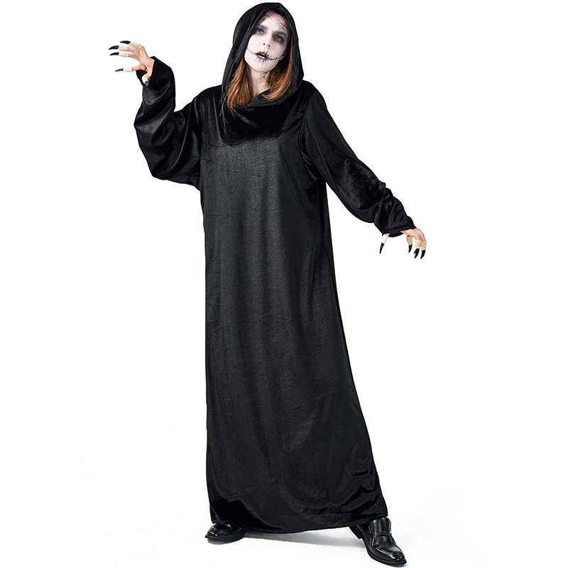 New Arrival Evil Witch Costume Cosplay Adult Women Halloween Costume For Women Adult Carinval Party Dress Up Suit in Movie TV costumes from Novelty Special Use