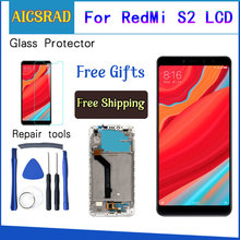 For Xiaomi Redmi S2 LCD Screen + Touch Screen Digitizer Assembly Replacement for Xiaomi Redmi S2 LCD Screen 5.99inch + Tools