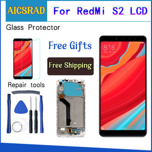 Image 1 - For Xiaomi Redmi S2 LCD Screen + Touch Screen Digitizer Assembly Replacement for Xiaomi Redmi S2 LCD Screen 5.99inch + Tools